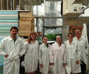 Tissue Culture Lab members